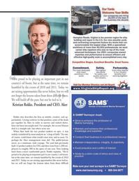 Maritime Logistics Professional Magazine, page 35,  Q4 2013 Kristian Rokke