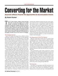 Maritime Logistics Professional Magazine, page 40,  Q4 2013