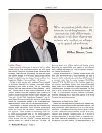 Maritime Logistics Professional Magazine, page 44,  Q4 2013 North Sea