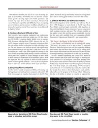 Maritime Logistics Professional Magazine, page 47,  Q4 2013