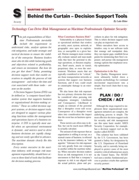 Maritime Logistics Professional Magazine, page 49,  Q4 2013 US Government