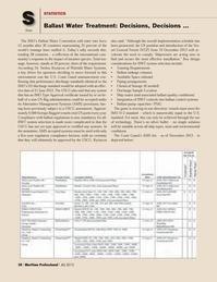 Maritime Logistics Professional Magazine, page 58,  Q4 2013 Alternative Management Systems