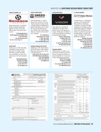Maritime Logistics Professional Magazine, page 63,  Q4 2013 Washington