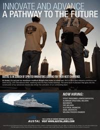 Maritime Logistics Professional Magazine, page 4th Cover,  Q4 2013