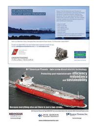 Maritime Logistics Professional Magazine, page 7,  Q4 2013