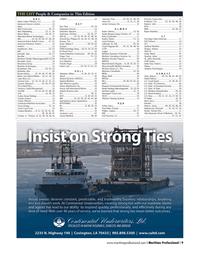Maritime Logistics Professional Magazine, page 9,  Q1 2014
