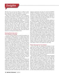 Maritime Logistics Professional Magazine, page 18,  Q1 2014 David Bernstein