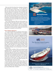 Maritime Logistics Professional Magazine, page 23,  Q1 2014 William Burke