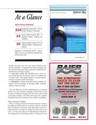 Maritime Logistics Professional Magazine, page 25,  Q1 2014