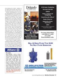 Maritime Logistics Professional Magazine, page 27,  Q1 2014 St. John