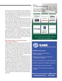 Maritime Logistics Professional Magazine, page 31,  Q1 2014