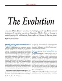 Maritime Logistics Professional Magazine, page 42,  Q1 2014 Roberto P. Cazzulo