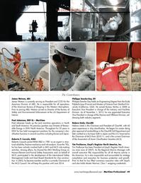 Maritime Logistics Professional Magazine, page 49,  Q1 2014