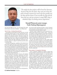 Maritime Logistics Professional Magazine, page 52,  Q1 2014