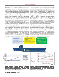 Maritime Logistics Professional Magazine, page 54,  Q1 2014 classifi cation software