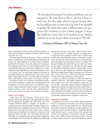 Maritime Logistics Professional Magazine, page 56,  Q1 2014 maritime solutions