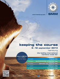 Maritime Logistics Professional Magazine, page 3rd Cover,  Q1 2014