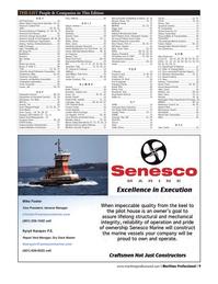 Maritime Logistics Professional Magazine, page 9,  Q2 2014
