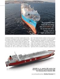 Maritime Logistics Professional Magazine, page 11,  Q2 2014