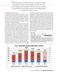 Maritime Logistics Professional Magazine, page 15,  Q2 2014