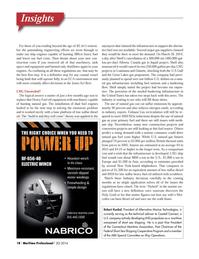 Maritime Logistics Professional Magazine, page 18,  Q2 2014