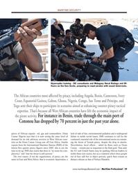 Maritime Logistics Professional Magazine, page 29,  Q2 2014