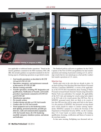 Maritime Logistics Professional Magazine, page 32,  Q2 2014 gas-fueled vessels