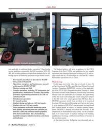 Maritime Logistics Professional Magazine, page 32,  Q2 2014