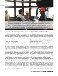 Maritime Logistics Professional Magazine, page 49,  Q2 2014