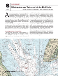 Maritime Logistics Professional Magazine, page 50,  Q2 2014 United States Army
