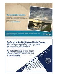 Maritime Logistics Professional Magazine, page 5,  Q2 2014