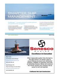 Maritime Logistics Professional Magazine, page 11,  Q3 2014