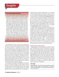 Maritime Logistics Professional Magazine, page 14,  Q3 2014