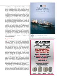 Maritime Logistics Professional Magazine, page 27,  Q3 2014