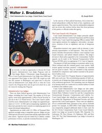 Maritime Logistics Professional Magazine, page 40,  Q3 2014