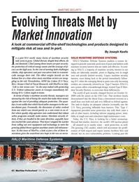 Maritime Logistics Professional Magazine, page 42,  Q3 2014
