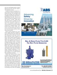 Maritime Logistics Professional Magazine, page 43,  Q3 2014