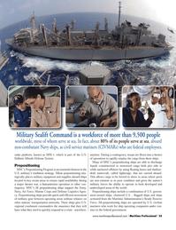 Maritime Logistics Professional Magazine, page 55,  Q3 2014