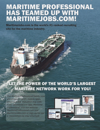 Maritime Logistics Professional Magazine, page 57,  Q3 2014