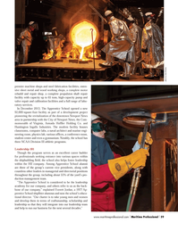 Maritime Logistics Professional Magazine, page 59,  Q3 2014