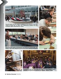 Maritime Logistics Professional Magazine, page 60,  Q3 2014