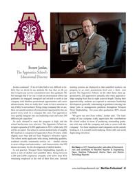Maritime Logistics Professional Magazine, page 61,  Q3 2014