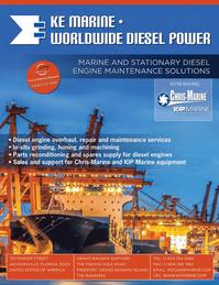 Maritime Logistics Professional Magazine, page 4th Cover,  Q3 2014