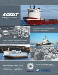 Maritime Logistics Professional Magazine, page 7,  Q3 2014