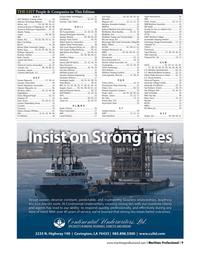 Maritime Logistics Professional Magazine, page 9,  Q4 2014