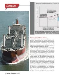 Maritime Logistics Professional Magazine, page 12,  Q4 2014