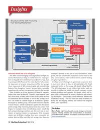 Maritime Logistics Professional Magazine, page 14,  Q4 2014