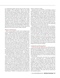 Maritime Logistics Professional Magazine, page 4th Cover,  Q4 2014