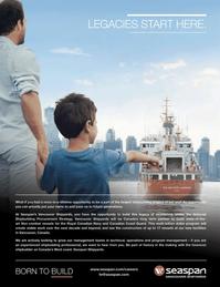 Maritime Logistics Professional Magazine, page 5,  Q4 2014