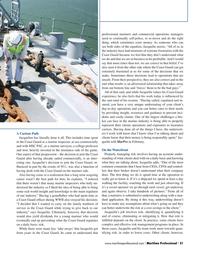 Maritime Logistics Professional Magazine, page 21,  Q1 2015
